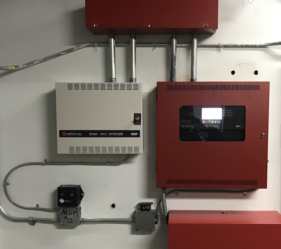 Government Fire Protection Services by Optimum Fire and Security