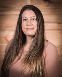 Megan Oates, Office Manager