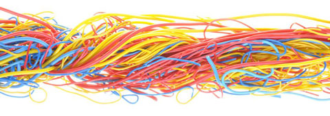 structured cabling solutions from Optimum Fire and Safety